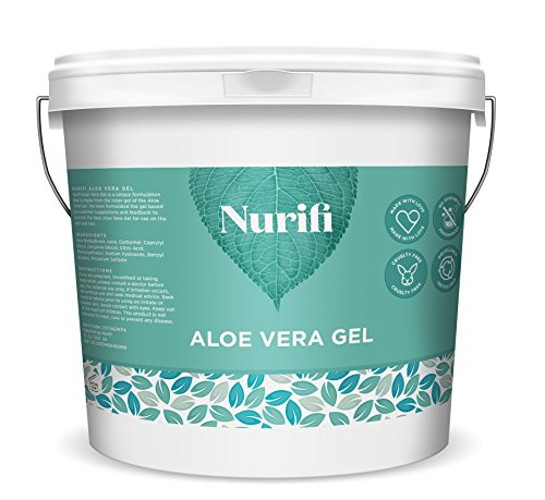 Nurifi - 1KG Pure Aloe Vera Gel