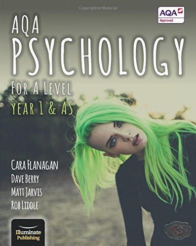 AQA Psychology for A Level Year 1 & AS - Student Book by Rob Liddle (2015-03-23)