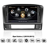 REALMEDIA Opel Astra J OEM Einbau Touchscreen Autoradio DVD Player MP3 MPE4 USB SD 3D Navigation GPS TV iPod USB MPEG2 Bluetooth Freisprecheinrichtung +++mit REALMEDIASHOP Garantie+++