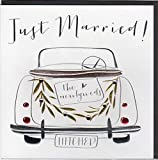 Belly Button Designs Paloma Hochzeitskarte Just Married! BB094