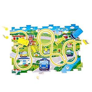 WDK Partner - Circuito para coches de juguete (23x30x6 cm) (A1300120)
