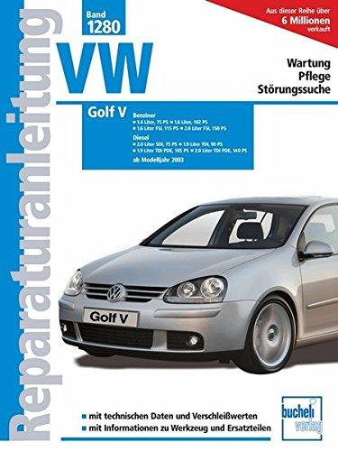 VW Golf V (Reparaturanleitungen)