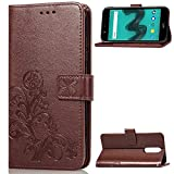 Wiko Wim Lite (5.0 Inch) Case, Premium Wallet Case With