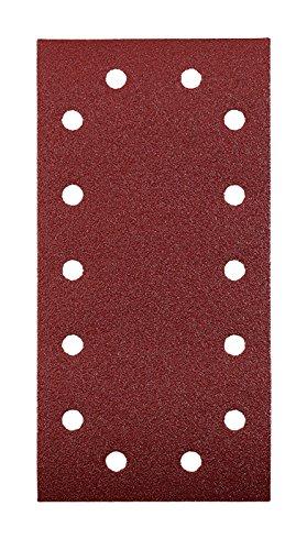 KWB Bandes abrasifs m/étal et bois perfor/ées 93/x 230/mm Type A 8182 88