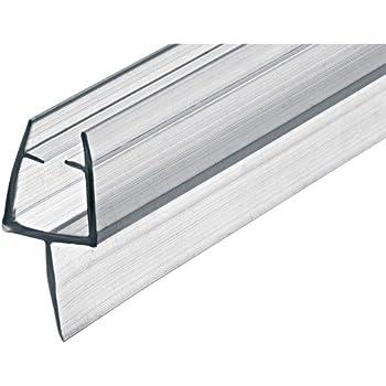 gedotec verre joint de porte joint d 39 tanch it de porte de douche 100 cm dd 03 pour cabines de. Black Bedroom Furniture Sets. Home Design Ideas