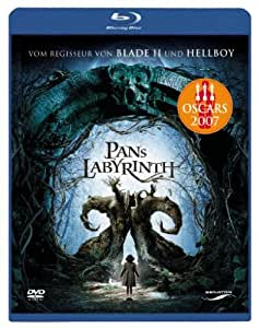 Pans Labyrinth [Blu-ray] [Limited Edition]