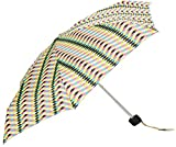 Lulu Guinness Women's Tiny 2 Umbrella, Multicoloured (Multi Milan), One size