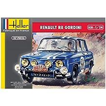 Maqueta Coche Renault R8 Gordini. Kit de Montaje. Escala