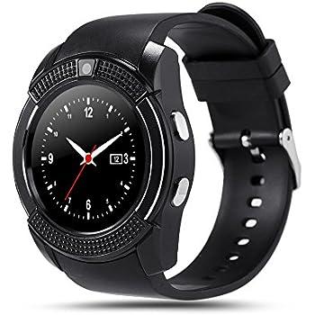 V8 Bluetooth Smartwatch podómetro, tarjeta SIM GSM Smart Watch ...