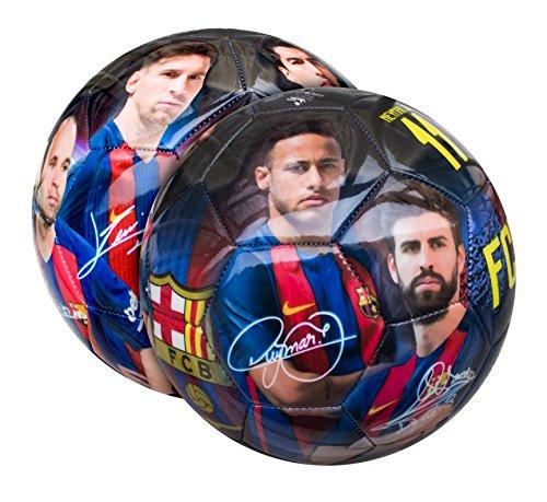 Balón Foto Jugadores FCBarcelona