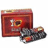 SRS Quick Light Flavored Hookah/Hukka Coal Odorless Full Box (100 Discs)