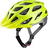 Alpina Unisex– Erwachsene Mythos 3.0 Fahrradhelm be Visible-Silver 57-62 cm
