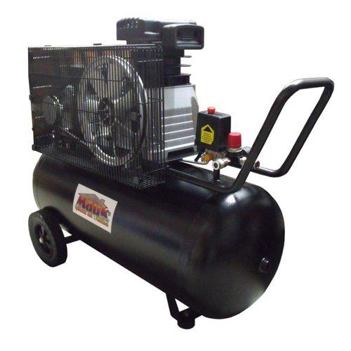 Mauk Druckluft Kompressor 90 L Riemenantrieb 1372