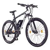 NCM Prague E-Bike Mountainbike, 250W, 36V 13Ah 468Wh Li-Ion Akku, 26