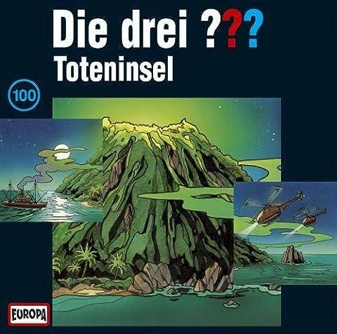 Die Drei ??? 100: Toteninsel