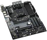 ASRock Pro4 AMD B450 ATX è una scheda madre DDR4-SDRAM. Dotato di m. 2 slot che supporta SATA3 6GB/s e PCIe Gen3 x4 interfaccia Ultra m. 2 che spinge il trasferimento dei dati velocità fino a 32 Gb/s ed è compatibile con U.2 Kit di ASRock per l'insta...