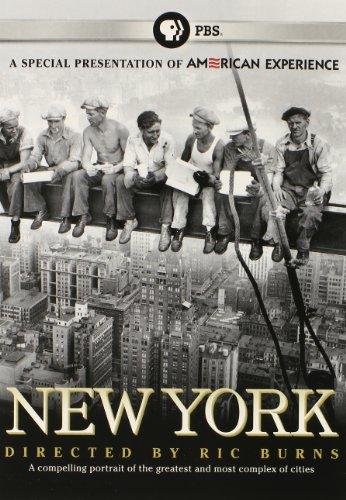 Ric Burns: New York [DVD] [Regio...