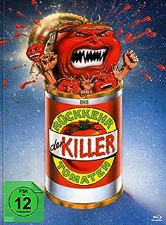 Die Rückkehr der Killertomaten - Mediabook limitiert auf 333 Stück (+ DVD) [Blu-ray]