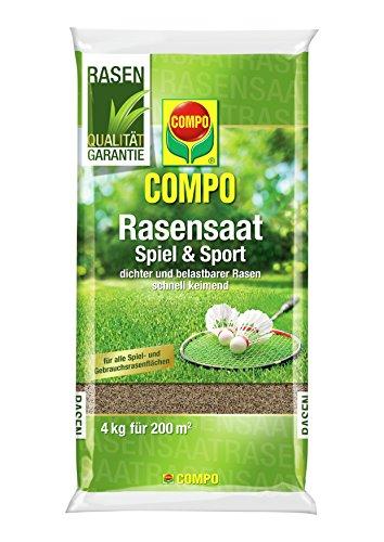 Compo Rasensaat Spiel und Sport 4 kg