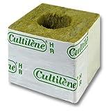 Taco / Bloque Propagación Lana de Roca Cultilène HR 35/35 (75x75x65mm)