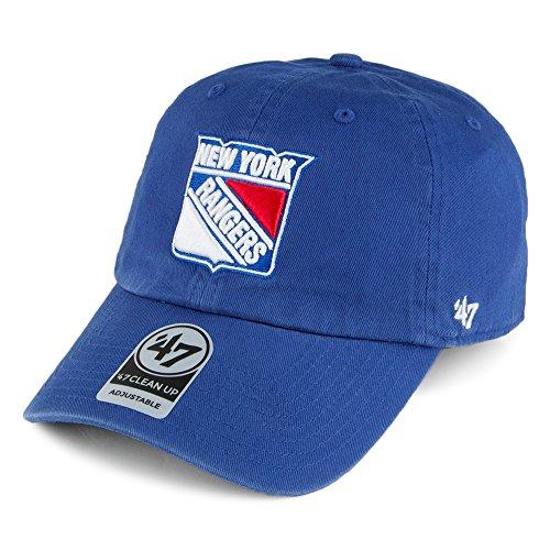 47 Unisex NHL New York Rangers Clean up Baseball Cap