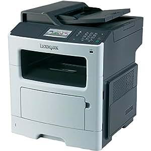 Lexmark MX410de Imprimante multifonction laser monochrome 42 ppm Noir