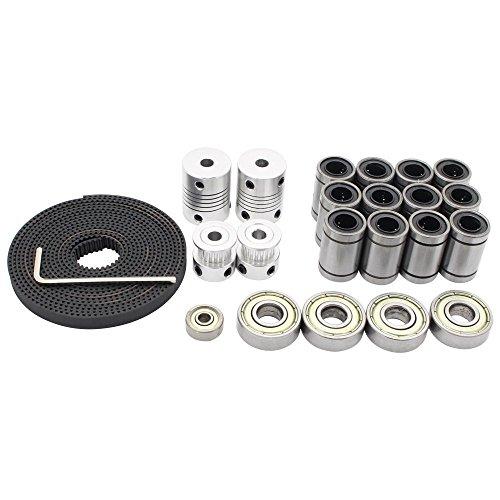 anycubic-prusa-i3-stampante-3d-movimento-kit-gt2-belt-20t-puleggia-distribuzione-608zz-e-624zz-cusci