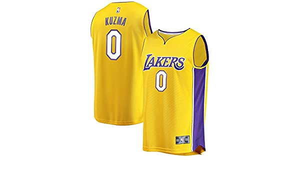 9649fa3b337 ... closeout adidas los angeles lakers jersey kids 6 7 years old kyle kuzma  amazon sports outdoors