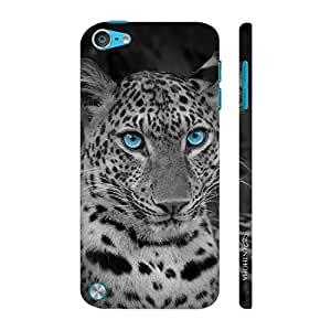 Enthopia Designer Hardshell Case Blue Eyes Hypnotise Back Cover for Apple Ipod Touch 5