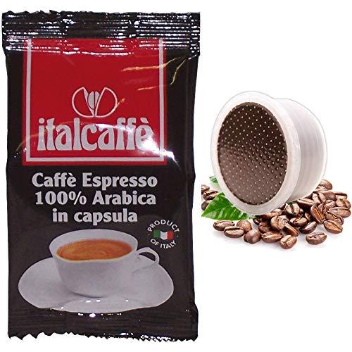 100 Cialde Capsule Caffè Compatibili Lavazza Espresso Point Italcaffè Espresso 100% Arabica