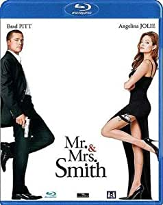 Mr et Mrs Smith - [Blu-ray]