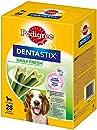 Pedigree Hundesnacks Hundeleckerli, Dentastix Daily Fresh Zahnpflege, 4 Packungen (4 x 720 g)