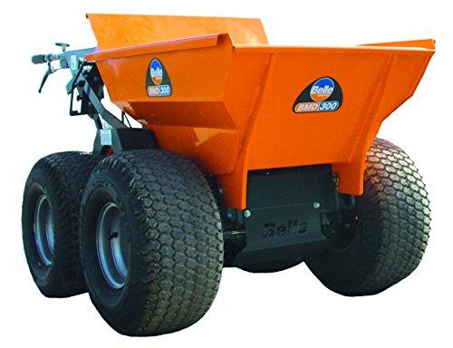 BELLE Minitransporter Motorschubkarre BMD300 mit Rasenreifen ***NEU***