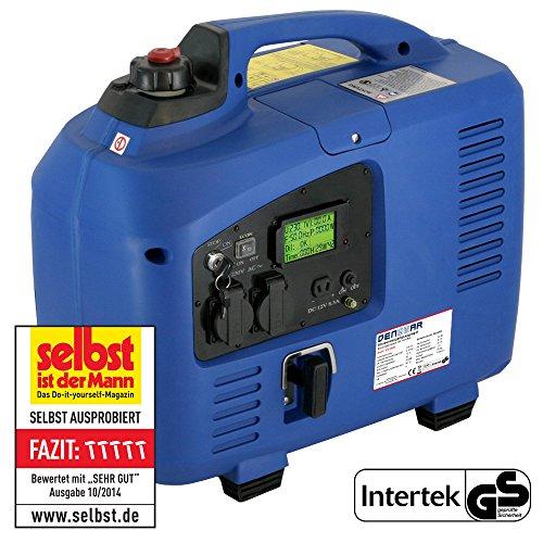 DENQBAR E-START 2 2 KW GENERADOR DE ENERGIA ELECTRICA DIGITAL DQ2200E