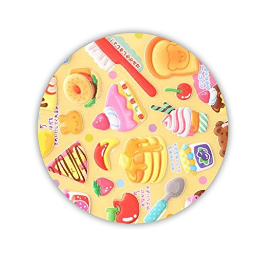 Out Of The Ordinary For Boys For Circle Refrigerator Magnet Made By Mdf With Candy (Candy Magnet)
