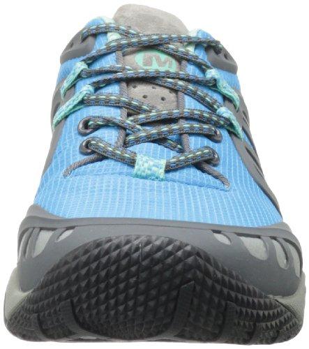 Merrell Proterra Vim Sport, Scarpe da Escursionismo Donna blu (Blau (SEA SHORE))