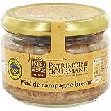 Patrimoine gourmand pâté de campagne breton 180g - Livraison Gratuite En France - Prix Par Unité