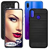 mtb more energy® Case ''Carbon'' for Huawei P Smart Plus |