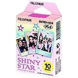 Fujifilm Instax Shiny Star - Papel fotográfico (10 unidades)