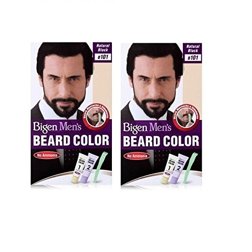 Bigen Beard Colour Combo, (B101) - Pack of 2