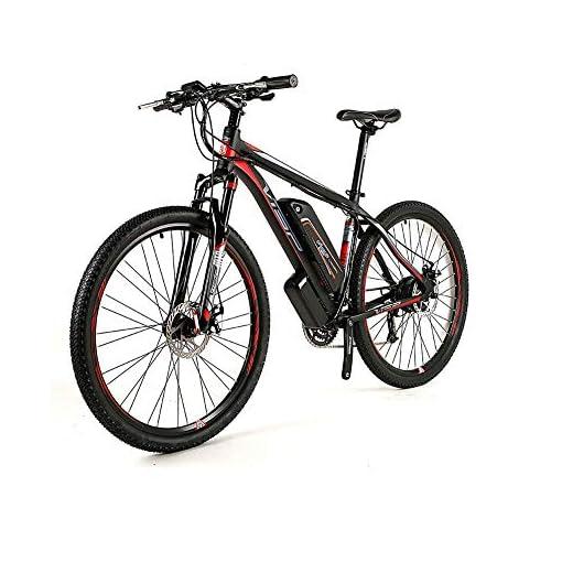 Ccdd Bicicletta Elettrica Di Montagna70 Trazione Posteriore 48v
