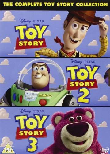 The Complete Toy Story Collectio...