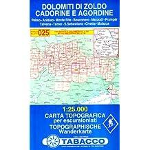 DOLOMITI DI ZOLDO/CADORINE E AGORDINE 025