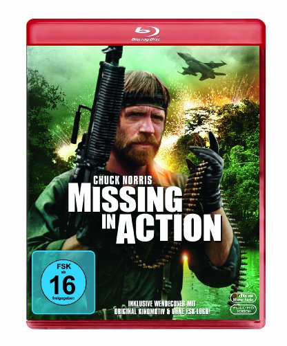 Bild von Missing in Action 1 [Blu-ray]