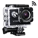 VicTsing WIFI Action Camera 2.0 Inch Full HD Sport Camera...