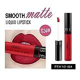 12 Couleurs Longue Durée Rouge à Lèvres Liquide Mat Waterproof Hydratant Brillant Maquillage à Lèvres Lot de 12 Pcs