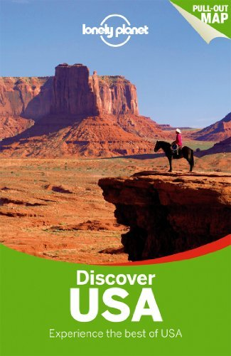Lonely Planet Discover USA (Travel Guide) by Lonely Planet (2014-06-01)
