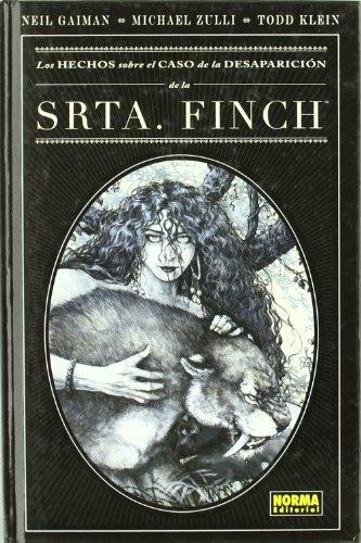 Los hechos sobre la desaparicion de la senorita Finch/ The facts about the disappearance of Miss Finch Cover Image