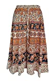 #6: Bottom Line Women's Cotton Stylish Printed Multi Color Plazo (Free Size,Assorted Design in Multi-Coloured)))