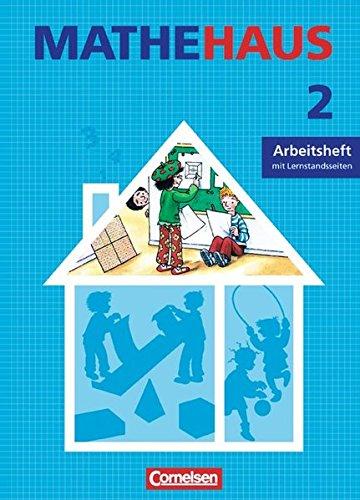 Mathehaus - Allgemeine Ausgabe / 2. Schuljahr - Arbeitsheft,